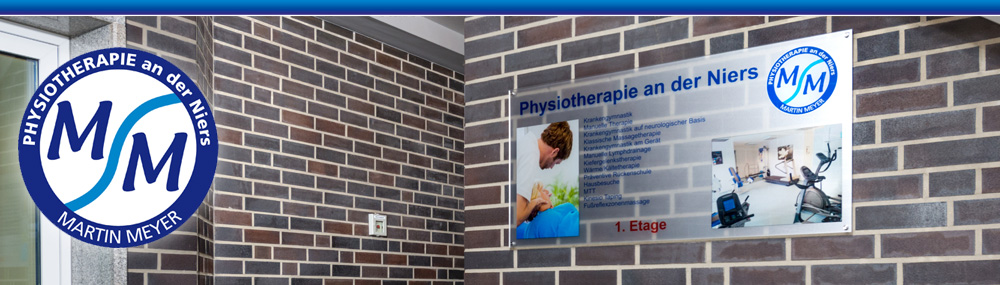 Physiotherapie an der Niers
